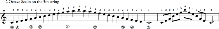 C MAJOR - 2 octave_0001