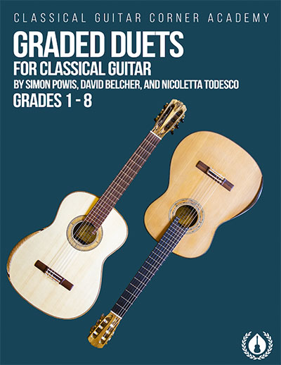 Graded Duets for Classical Guitar