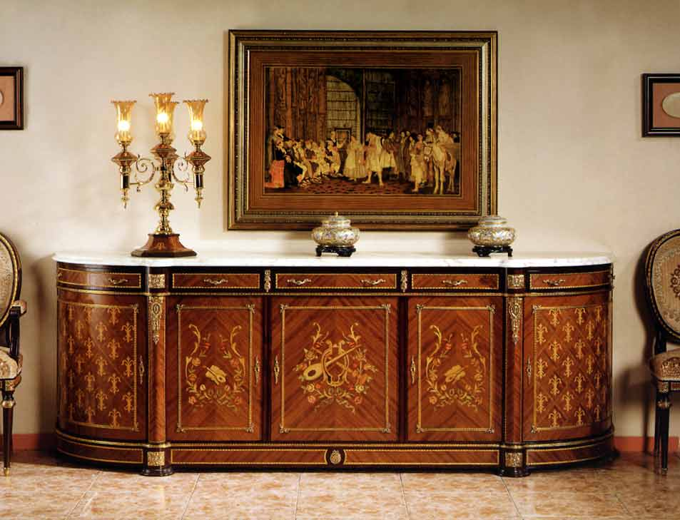 Spanish Louis XVI Style Dining RoomTop And Best Italian