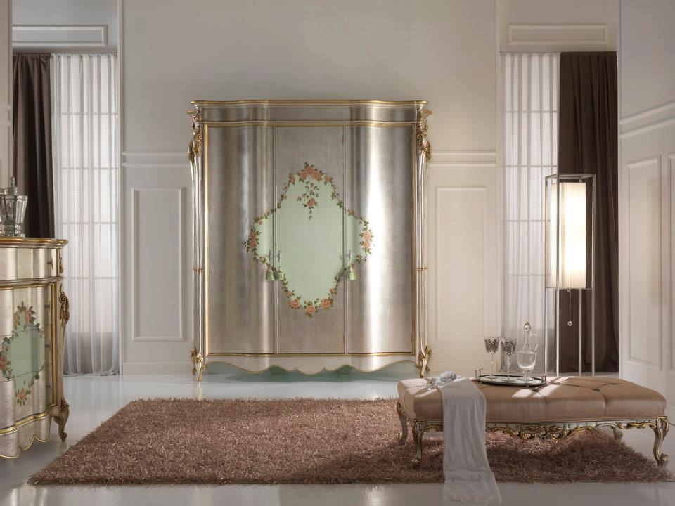 Gold And Silver Gold Leaf Bedroom FurnitureTop And Best