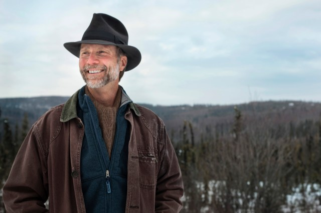 John Luther Adams (Photo Evan Hurd)