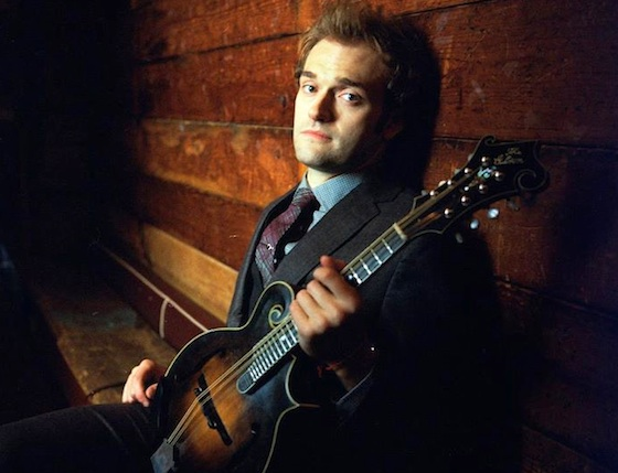 Mandolinist Chris Thile (Photo: Danny Clinch)