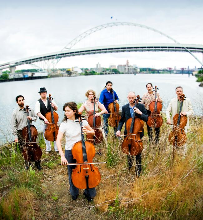 Portland Cello Project (Photo: Jason Quigley)