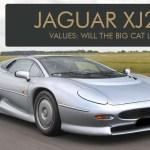 Jaguar Xj220 Values How Much Is A Jaguar Xj220 Worth