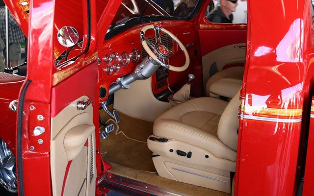 New Interior Doors And After