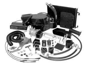 1959 Chevy Impala  Sedan Air Conditioning System | 59