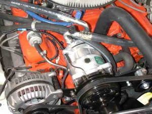 1969 DODGE CORONET RT AC COMPRESSOR | Classic Auto Air  Air Conditioning & Heating for 70's