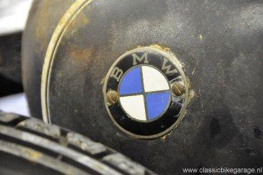 BMW R51/3 - 1953 - Nieuw restauratieproject