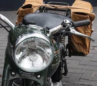 Triumph TRW500 koplamp