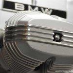 De BMW R80/7 wordt weer opgebouwd