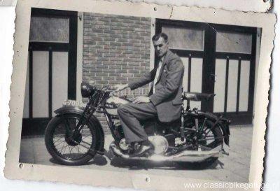 Mijn eerste motorfiets!