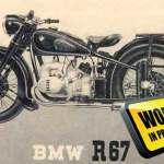 BMW R67 - 1951