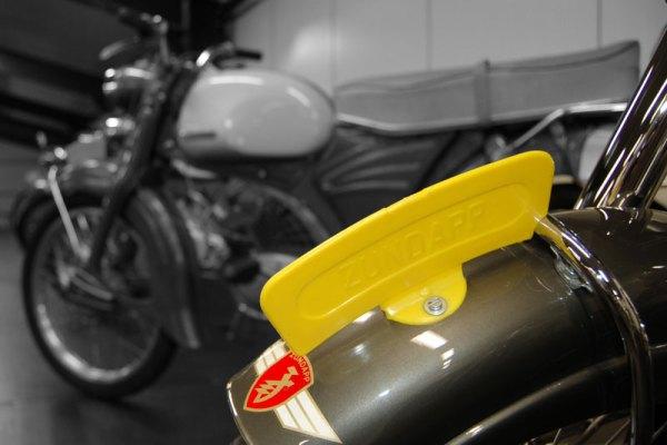 Brommer- en motormuseum Wigchers - De grootste Zündapp verzameling ter wereld