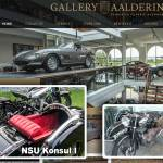 The Gallery showt 'onze' NSU Konsul