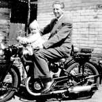 Motorfietsbezit in de jaren 50