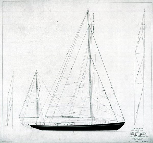 Legendary Dutch Yacht Zeearend For Sale Classic Boat Magazine