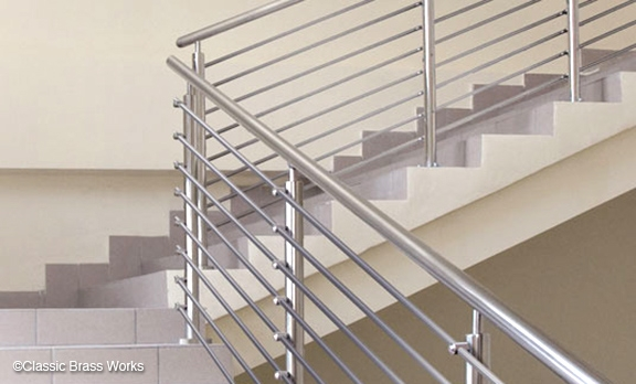 Cbw Staircase Railings   Aluminium Railing For Stairs   Hand   House   Indoor   Staircase   3 Foot