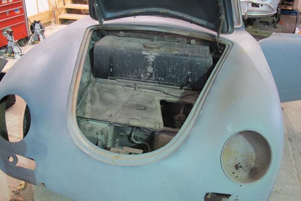 Der 1956 Coupe Kauf