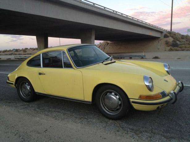 California Porsche 912 1969 / Part 1