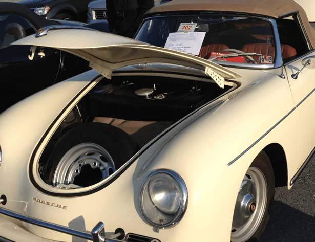 Ein Tag in Hershey – Porsche swap meet in Pennsylvania