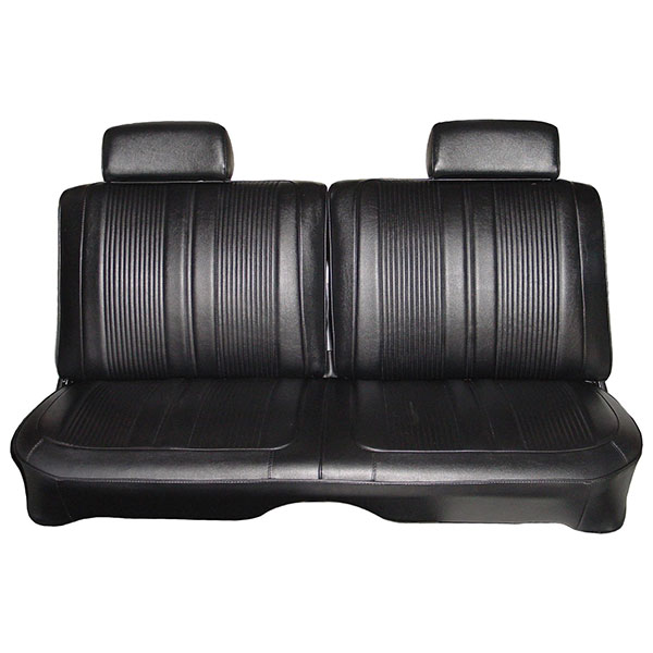 1969 Dodge Coronet Hardtop Front Split Bench Seat Cover