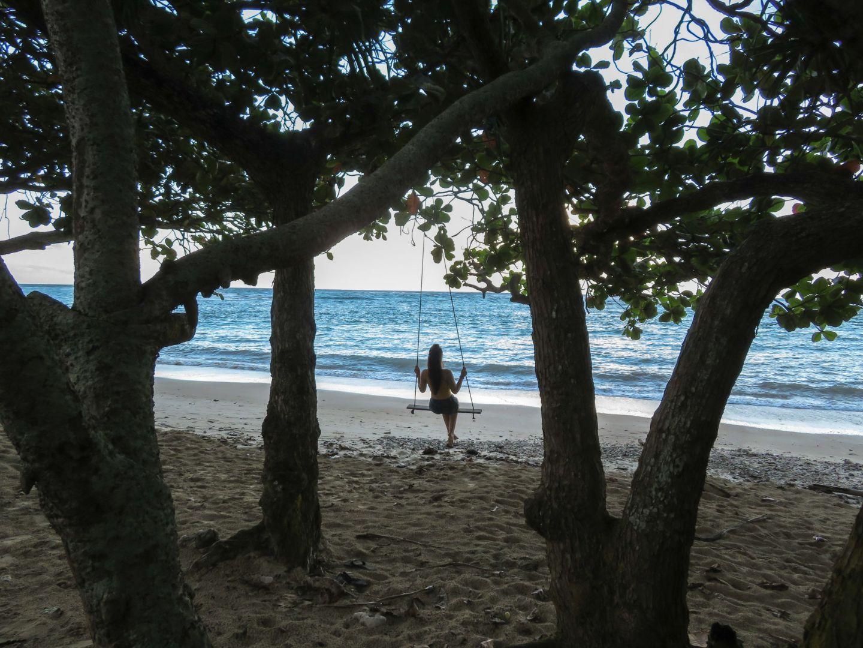 October in Oahu