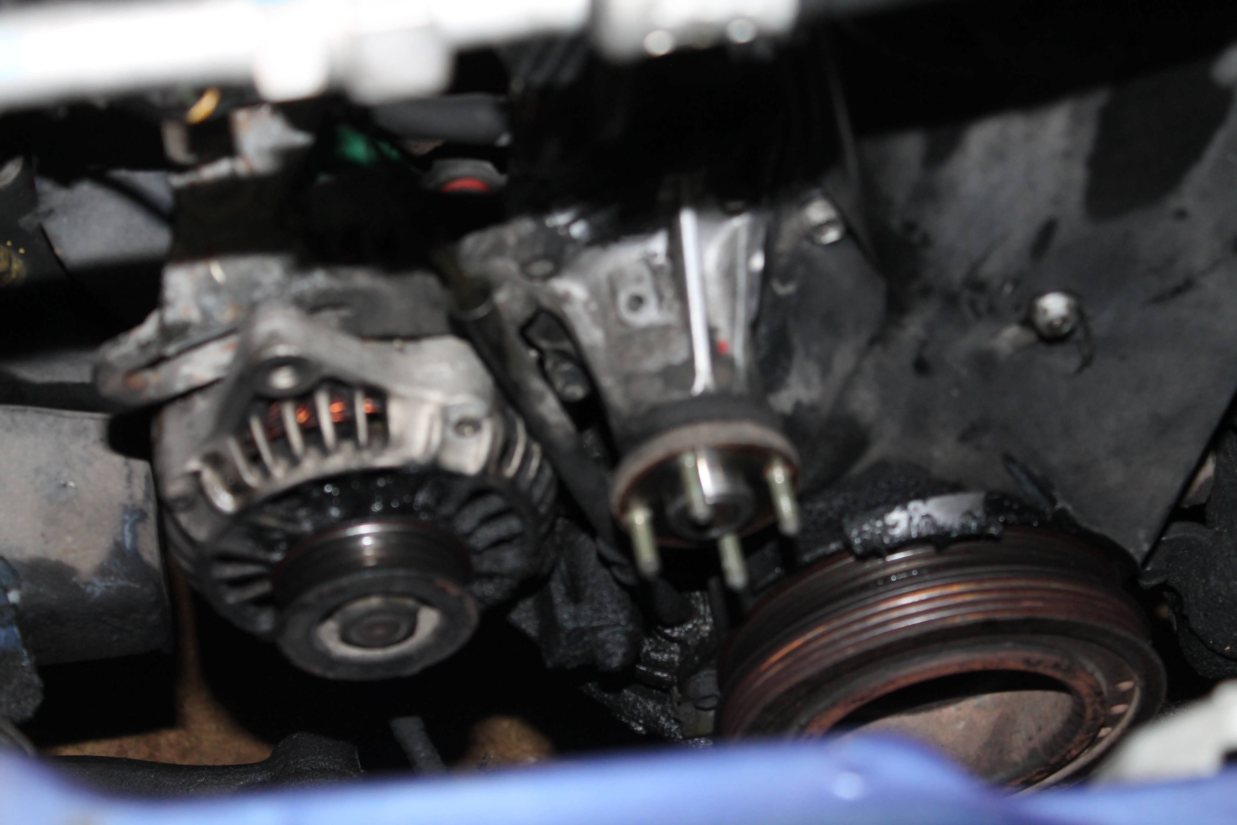 Geo Tracker crankshaft bolt tool   Classic Cars and Tools