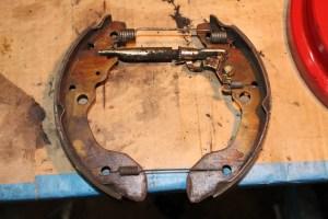 97 Geo Tracker brake job | Classic Cars and Tools