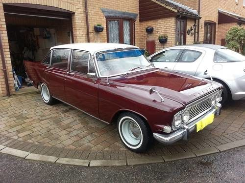 For Sale Ford Zodiac Mk3 Fantastic Condition 1965