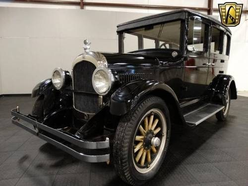 For Sale     1926 Chrysler F58 6 seater   Classic Cars HQ  For