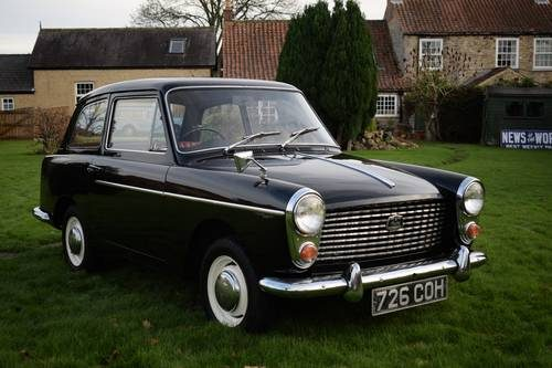 For Sale     1961 AUSTIN A 40 MARK 1     I FAMILY OWNED  TOTALLY     For