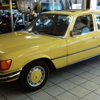 1980 Mercedes Benz 280 S for sale R89,000 o.n.o.