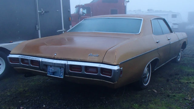 Seller Of Classic Cars 1969 Chevrolet Impala GoldGold