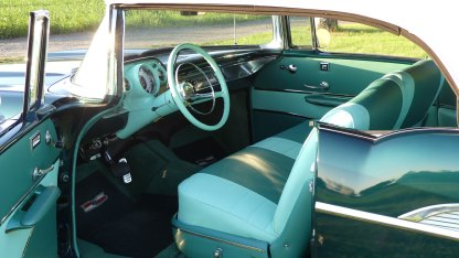 Chevrolet Bel Air 1957 Convertible (11)