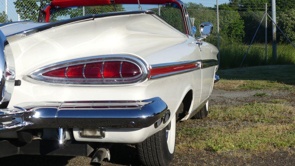 Chevrolet Impala 1959 Convertible (16)