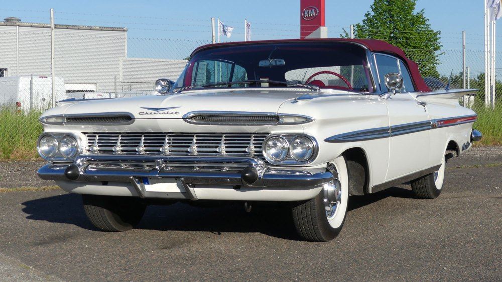 Chevrolet Impala 1959 Convertible (2)