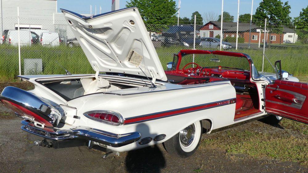 Chevrolet Impala 1959 Convertible (25)