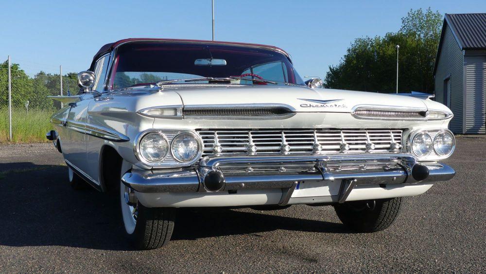 Chevrolet Impala 1959 Convertible (6)