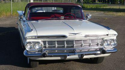 Chevrolet Impala 1959 Convertible (8)