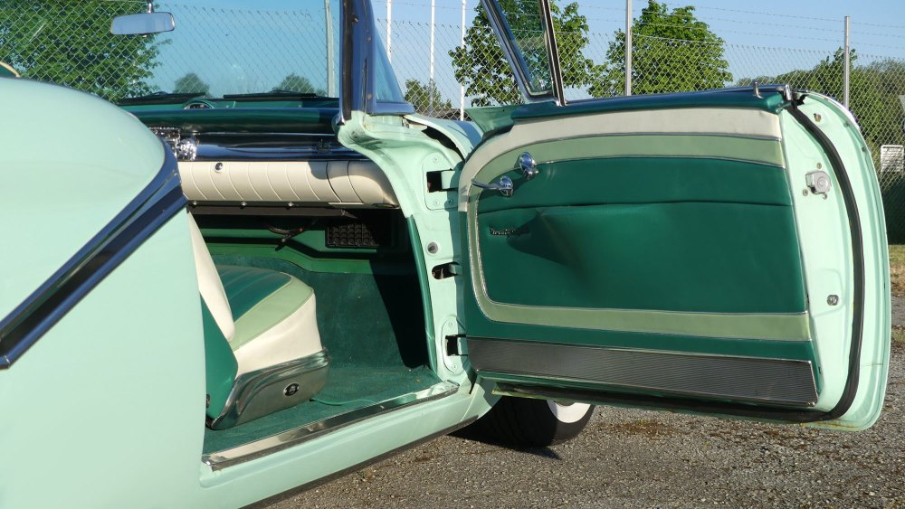 Oldsmobile Starfire 1957 98 Convertible (13)