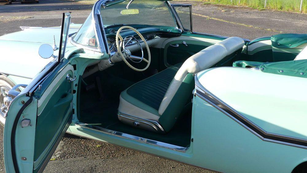 Oldsmobile Starfire 1957 98 Convertible (25)