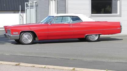 Cadillac Deville 1967 Convertible (2)