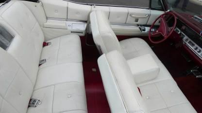 Cadillac Deville 1967 Convertible (29)