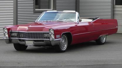 Cadillac Deville 1967 Convertible (32)