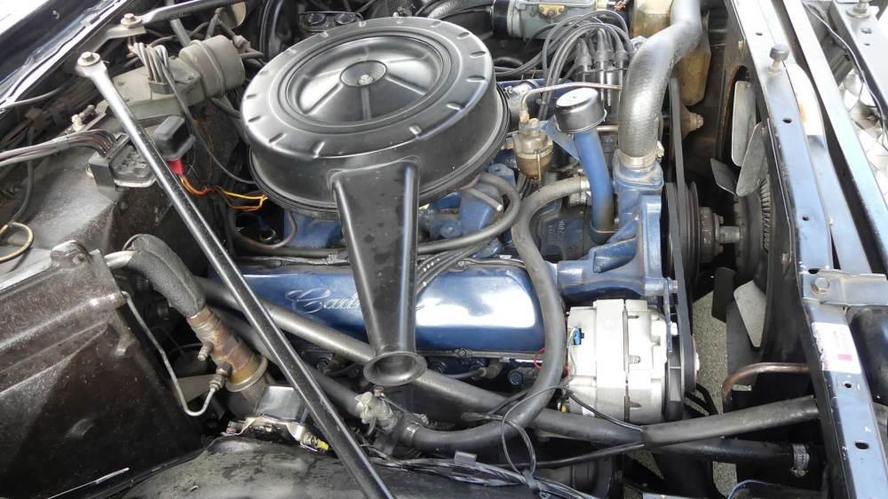 Cadillac De Ville 1967 Convertible (22)