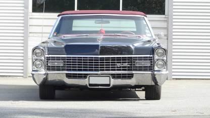 Cadillac De Ville 1967 Convertible (3)