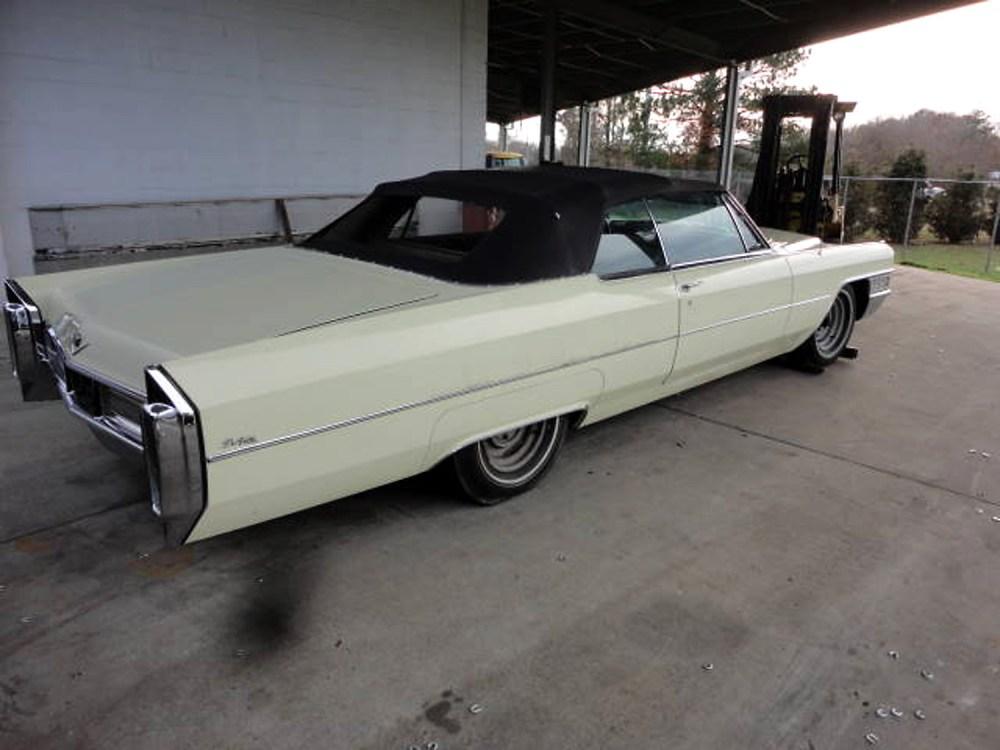 Cadillac DeVille 1965 Convertible_5