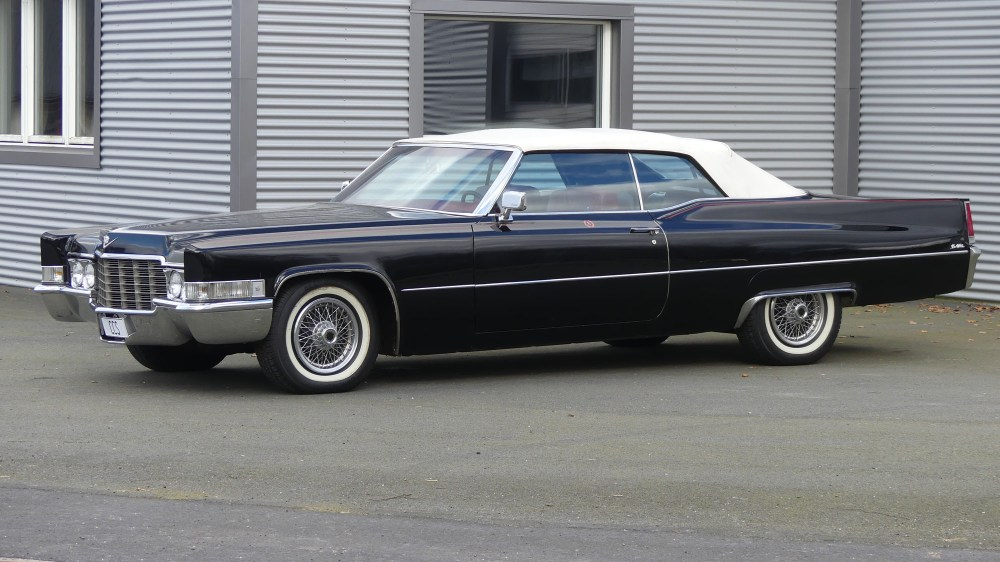 Cadillac DeVille 1969 (2)