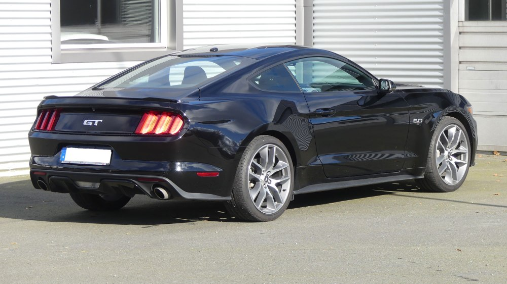 Ford Mustang GT (11)