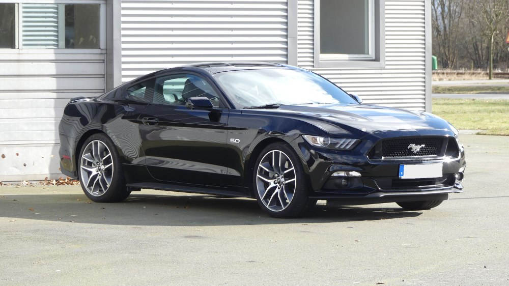 Ford Mustang GT (5)